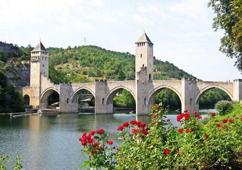 Pont Valentré in Cahors