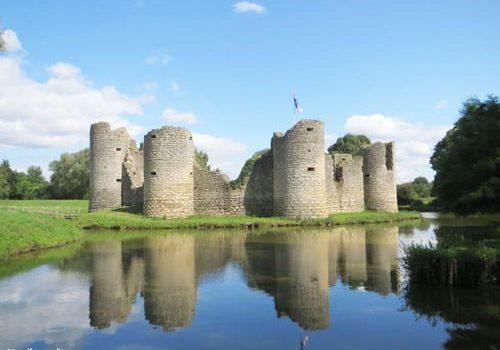 Chateau de Commequiers