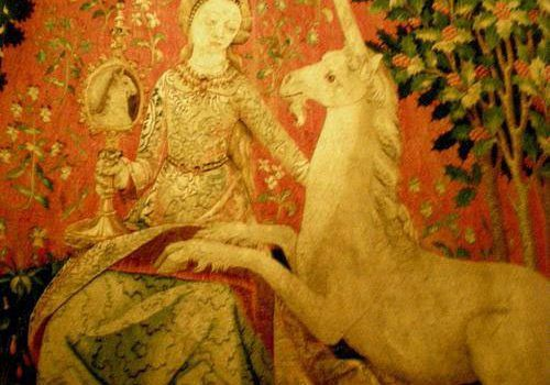 Cluny Museum Lady and the Unicorn