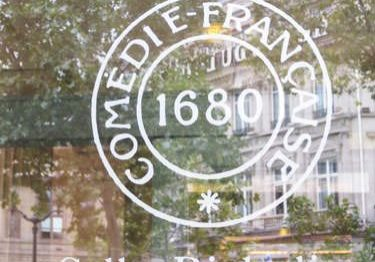 Comedie Francaise on Place Colette