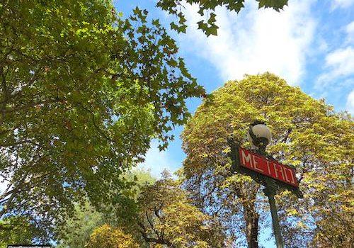 Cultural Metro stations in Paris