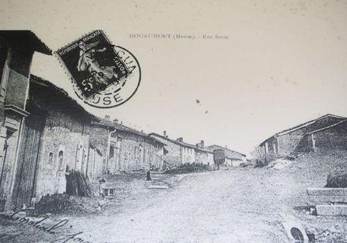 Douaumont, Village Detruit - Douaumont before WWI