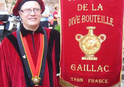 Gaillac wine festival brotherhoods