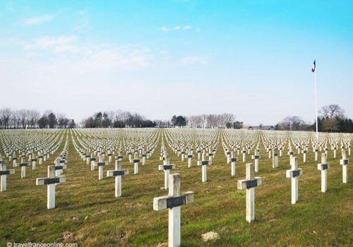 La Targette French cemetery