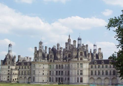 Loire Valley architectural styles - French Renaissance