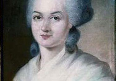 French women's right to vote - Marie-Olympe de Gouges