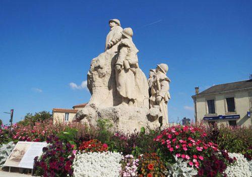 Mort pour la France - War Memorial