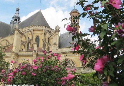 One of the 25 Paris churches you'll enjoy visiting