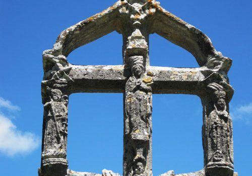 Sergeac - Medieval Cross