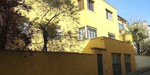 Villa Seurat - Maison Quillet at No.8 by Lurçat