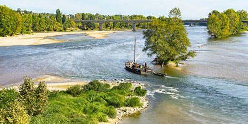 Loire Valley - Gabare